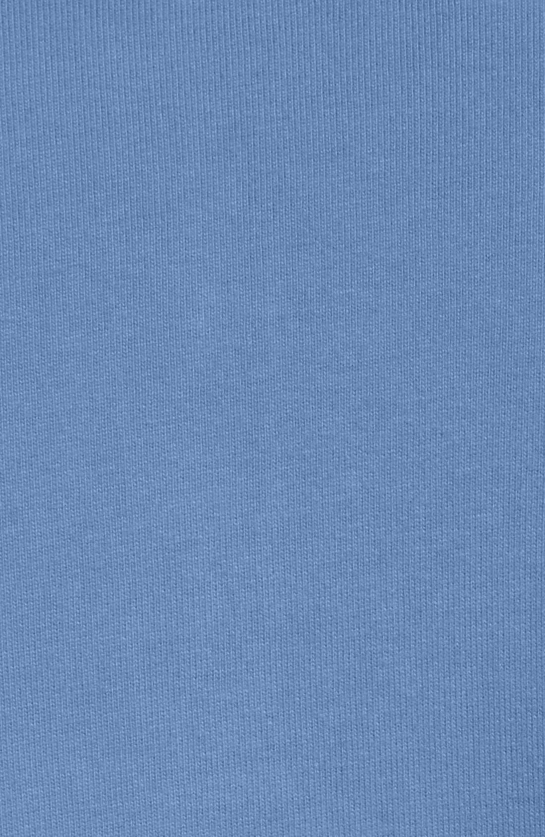 Alternate Image 3  - Nordstrom Quarter Zip Cotton Pullover
