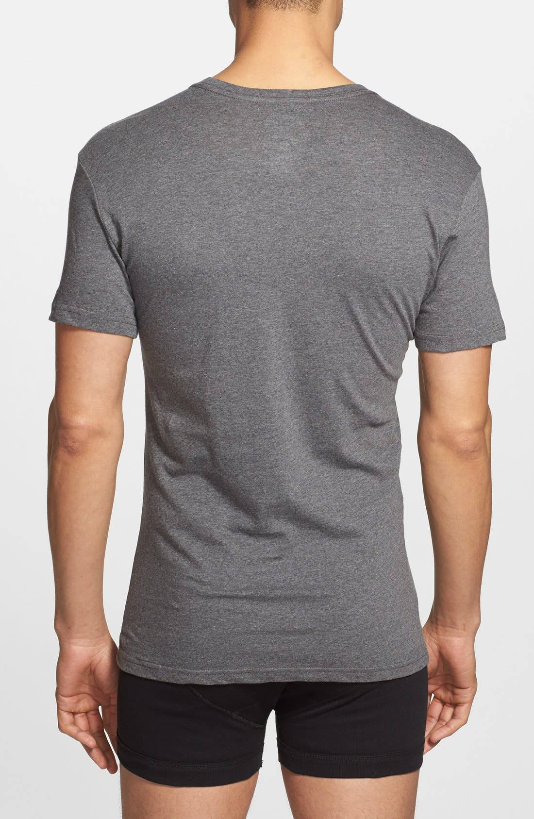 Alternate Image 2  - Polo Ralph Lauren 3-Pack Slim Fit T-Shirt