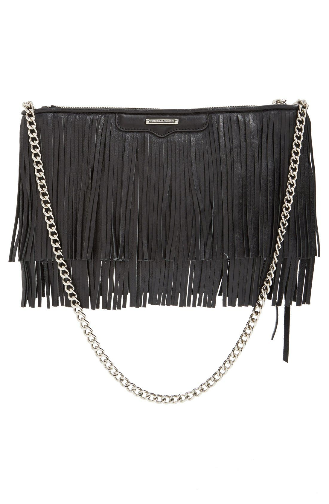 Alternate Image 3  - Rebecca Minkoff 'Large Finn' Clutch