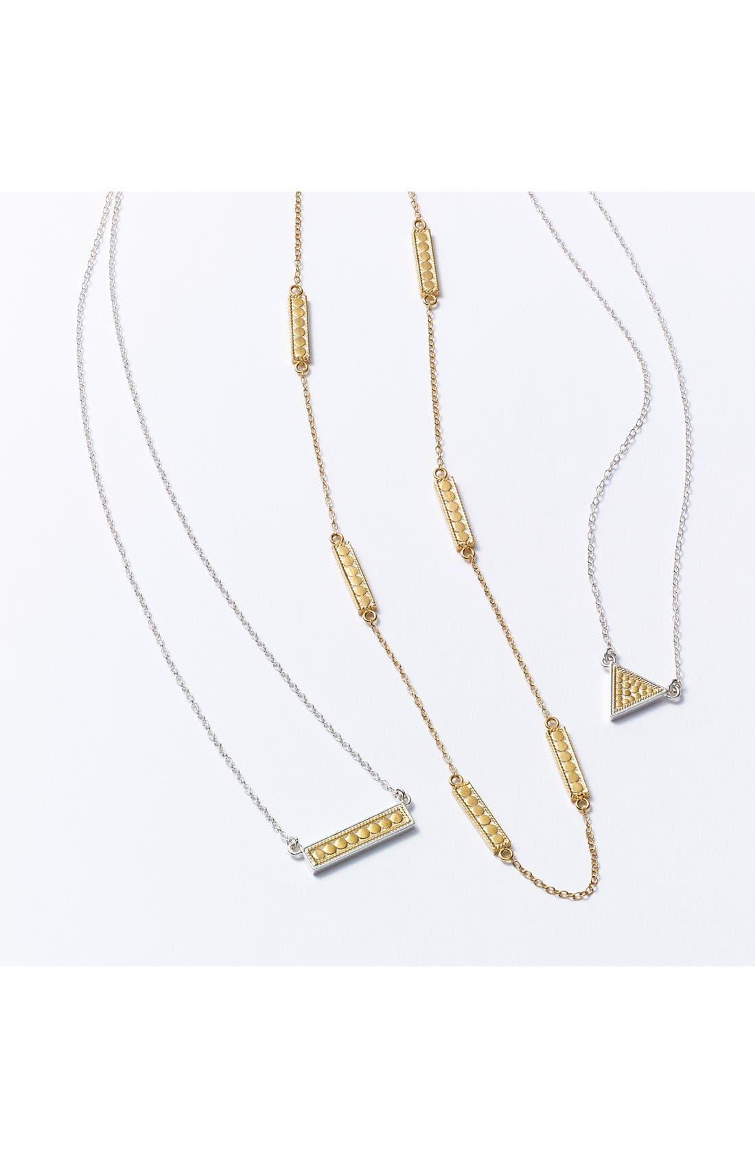 Alternate Image 4  - Anna Beck 'Gili' Bar Pendant Necklace