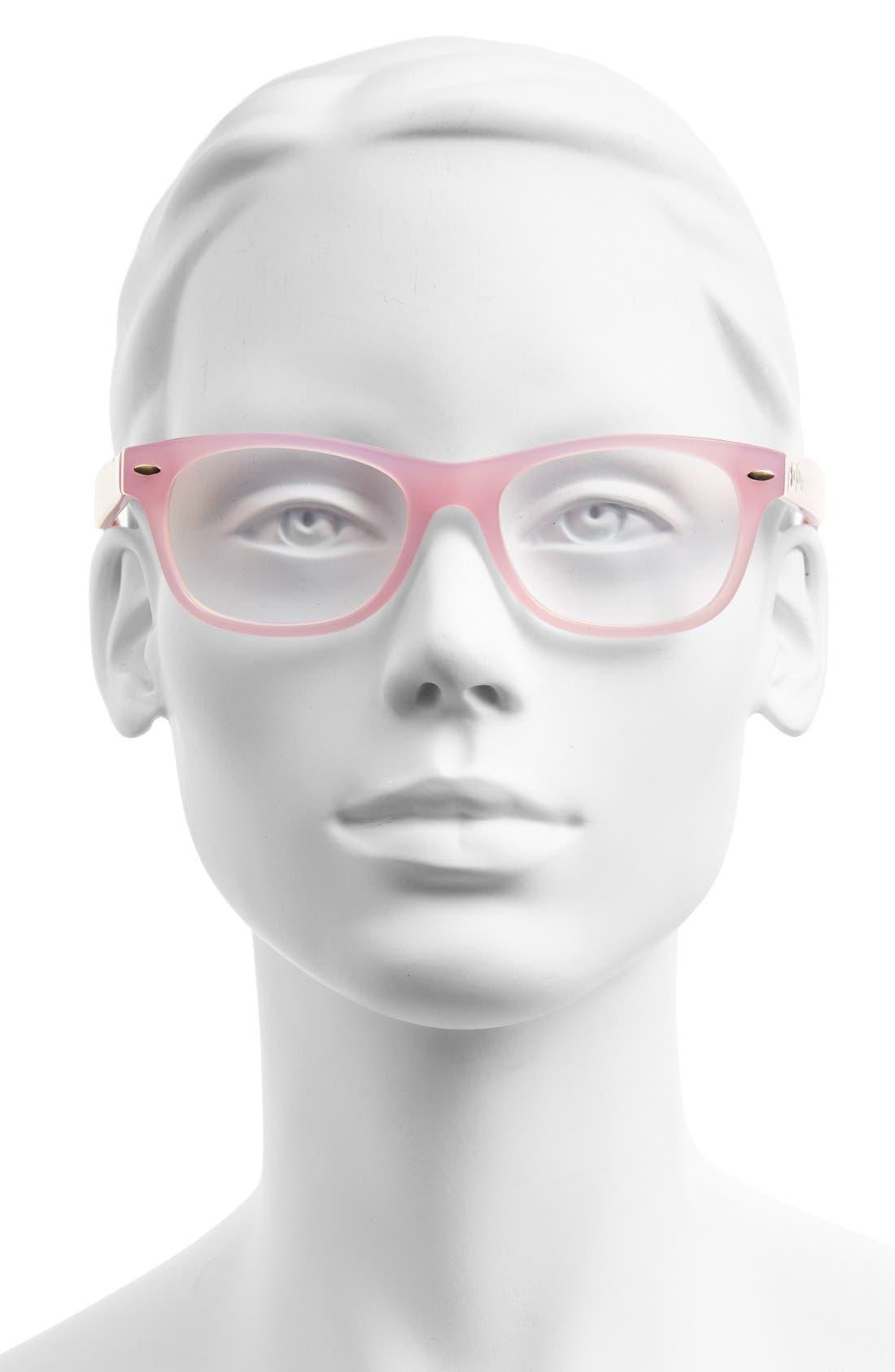 Alternate Image 2  - Lilly Pulitzer® 'Skipper' 51mm Reading Glasses