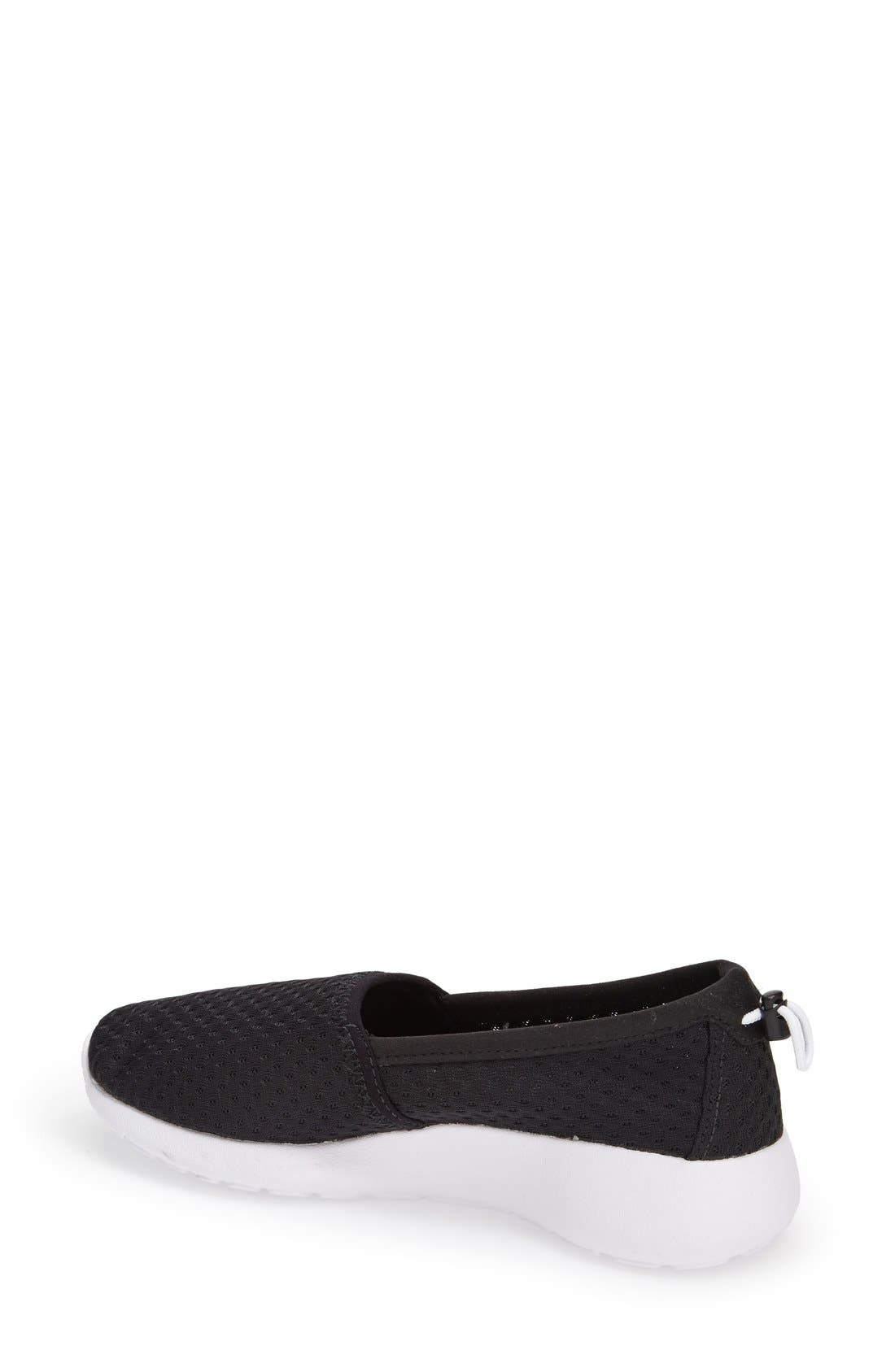 Alternate Image 2  - Nike 'Roshe Run' Slip-On Sneaker (Women)