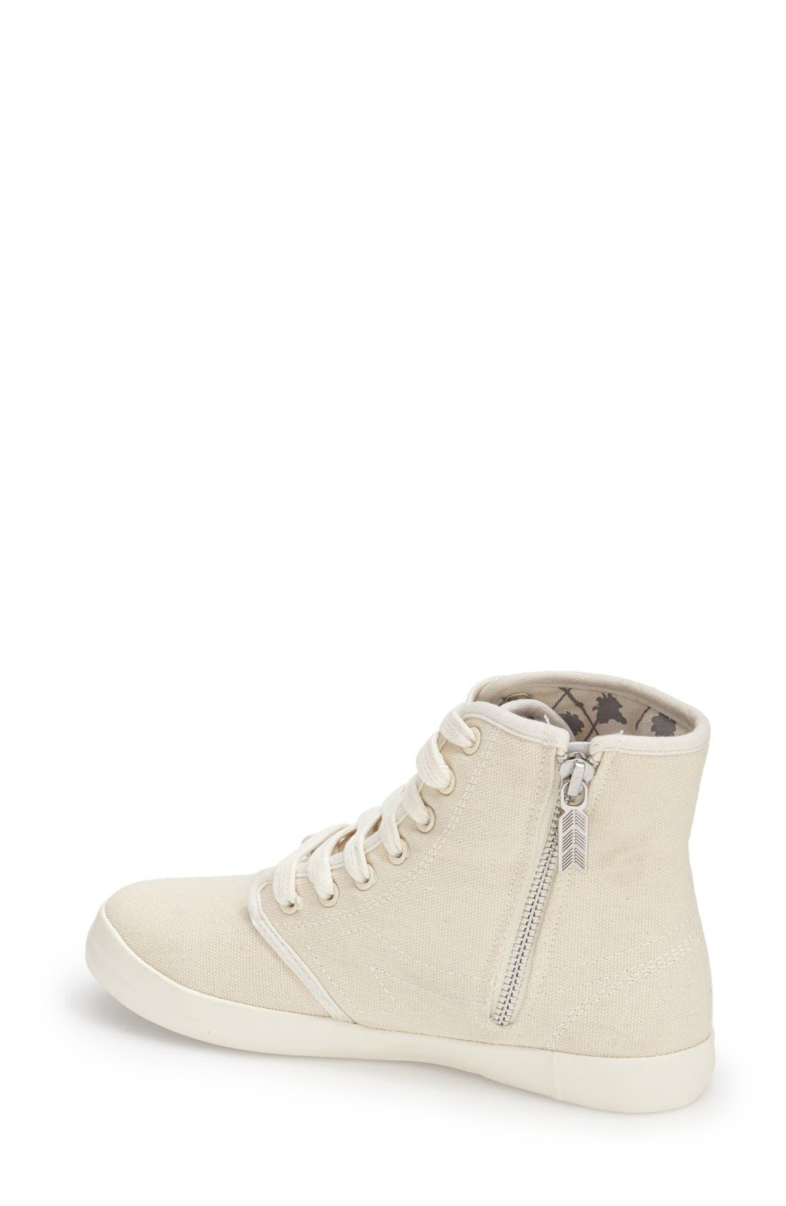 Alternate Image 2  - The People's Movement 'Marcos' High Top Sneaker (Women)