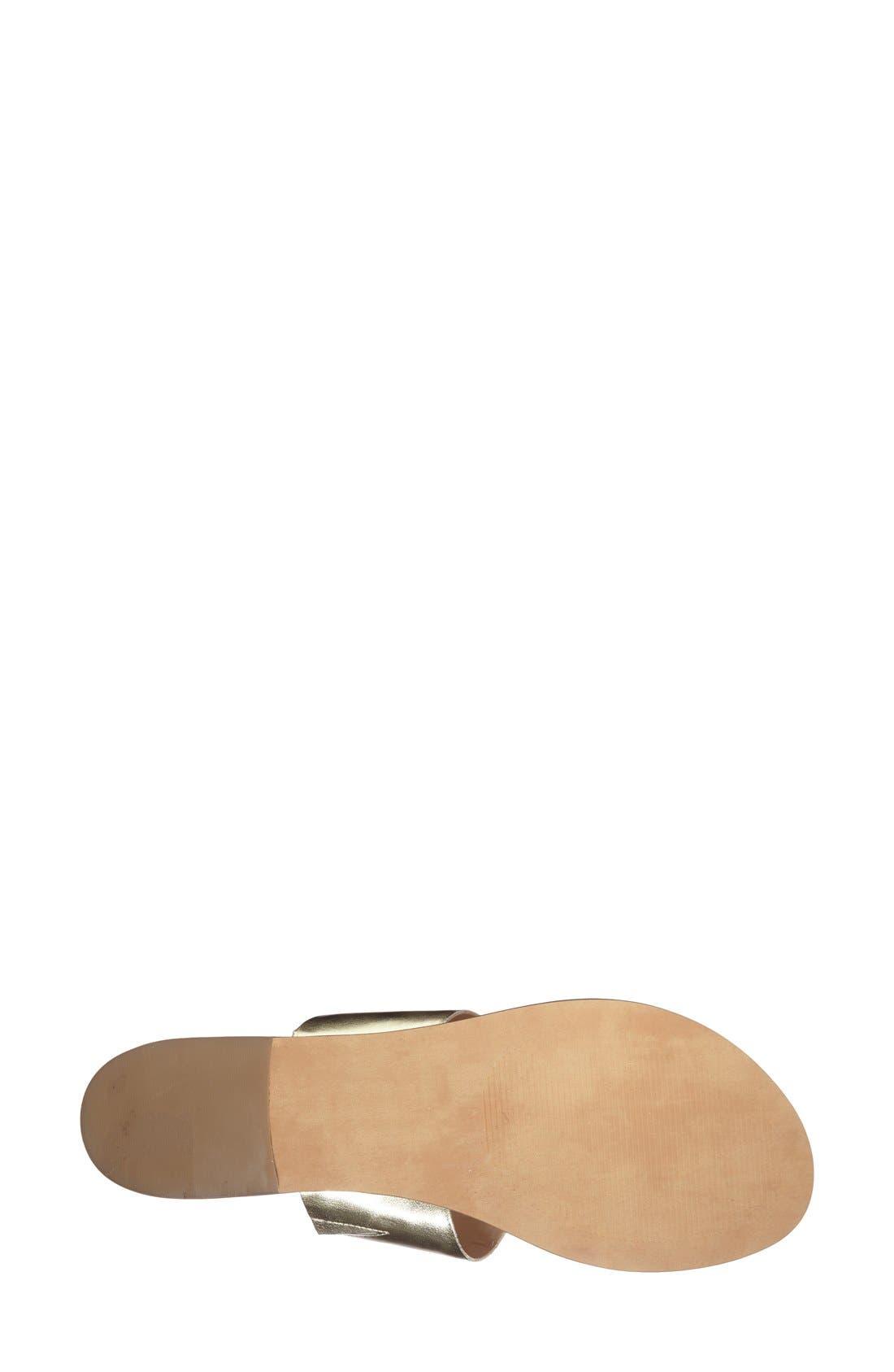 Alternate Image 4  - Sole Society 'Sarena' Thong Sandal (Women)