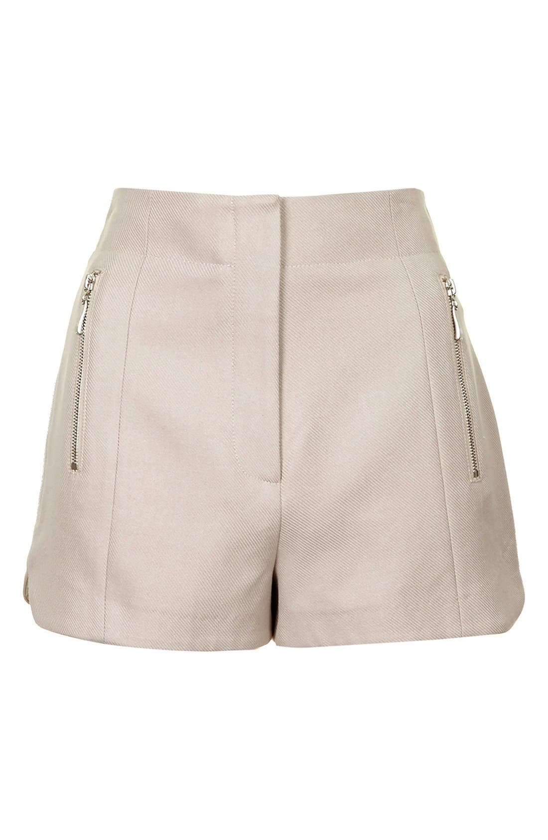 Alternate Image 4  - Topshop Utility Shorts (Nordstrom Exclusive)