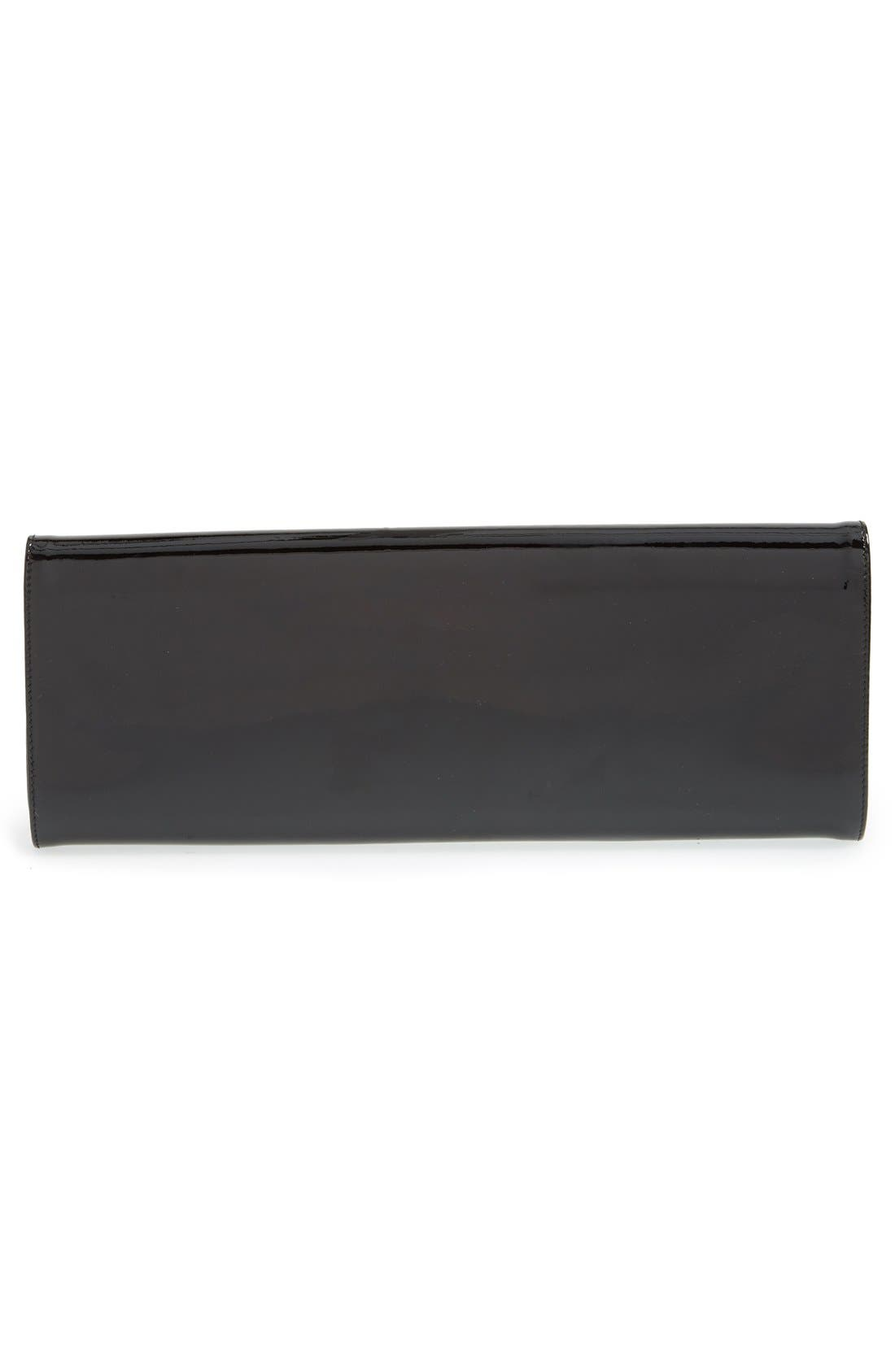 Alternate Image 3  - Christian Louboutin 'Pigalle' Patent Leather Clutch