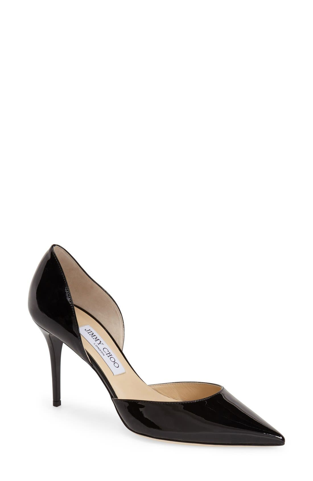 Alternate Image 1 Selected - Jimmy Choo 'Addison' d'Orsay Pump (Women)