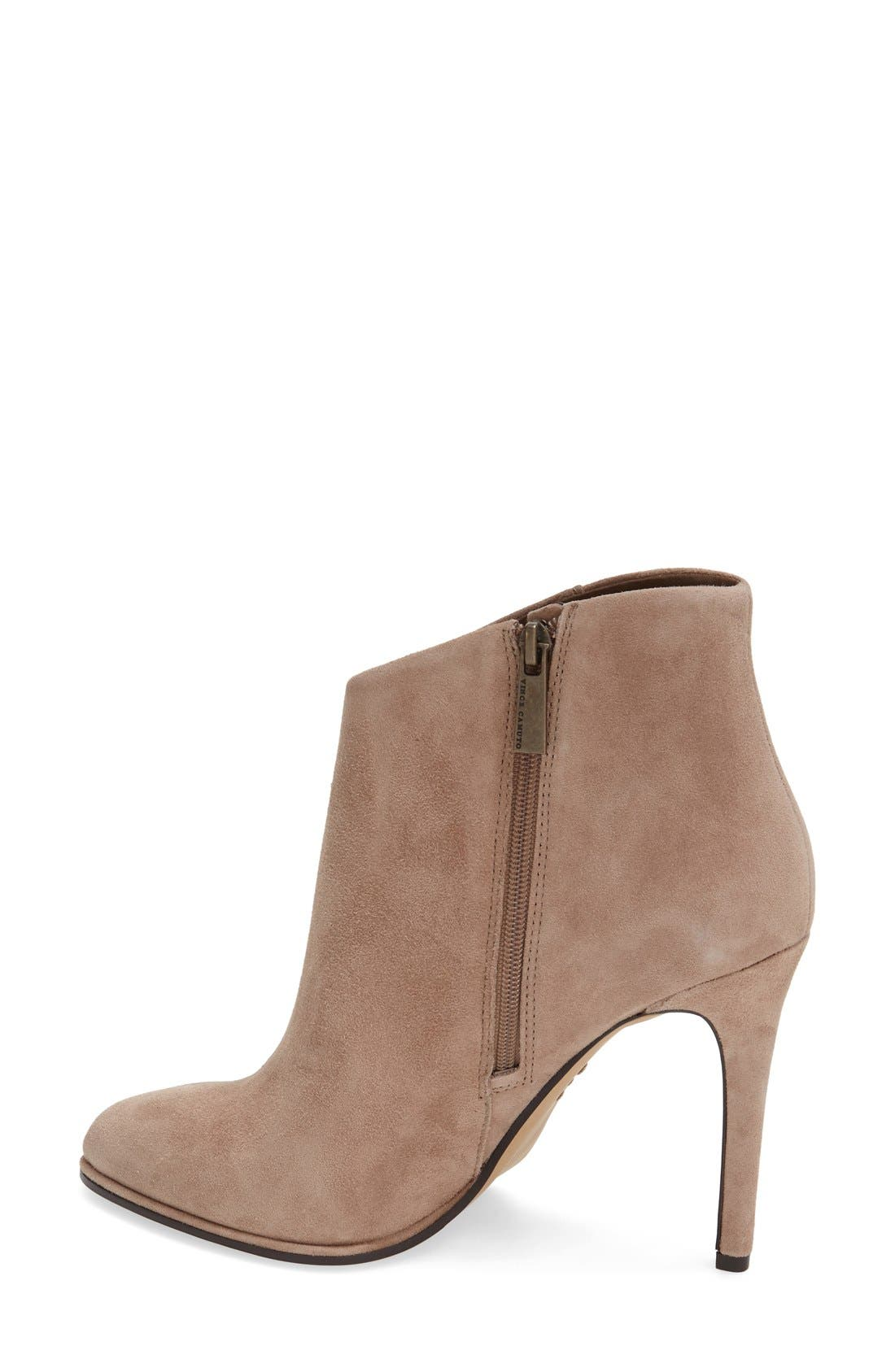 Alternate Image 2  - Vince Camuto 'Lorenza' Pointy Toe Bootie (Women)