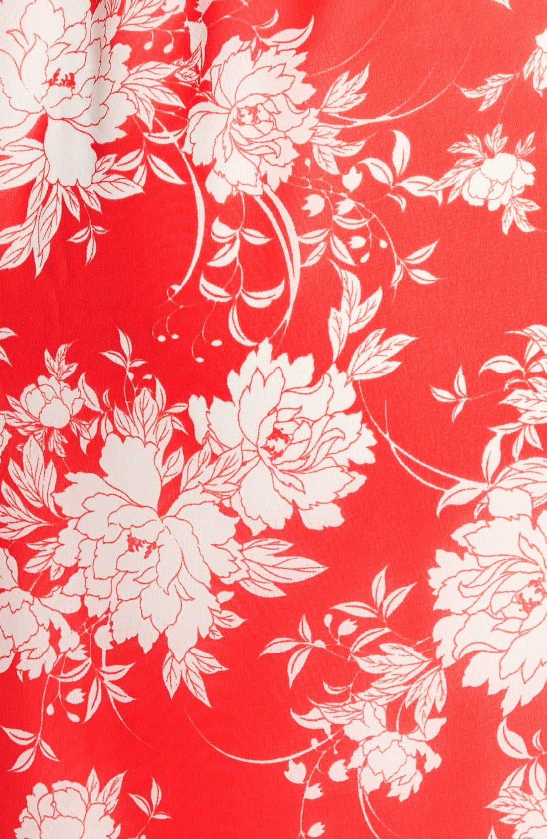 Alternate Image 4  - Lush Tulip Hem Maxi Dress