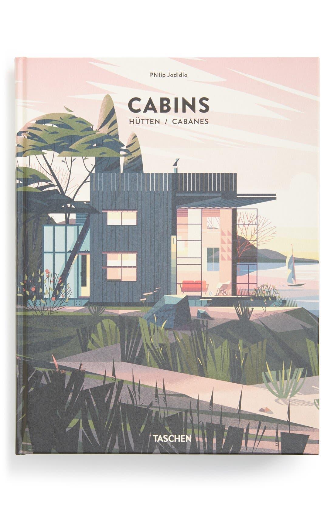 Alternate Image 1 Selected - 'Cabins' Book