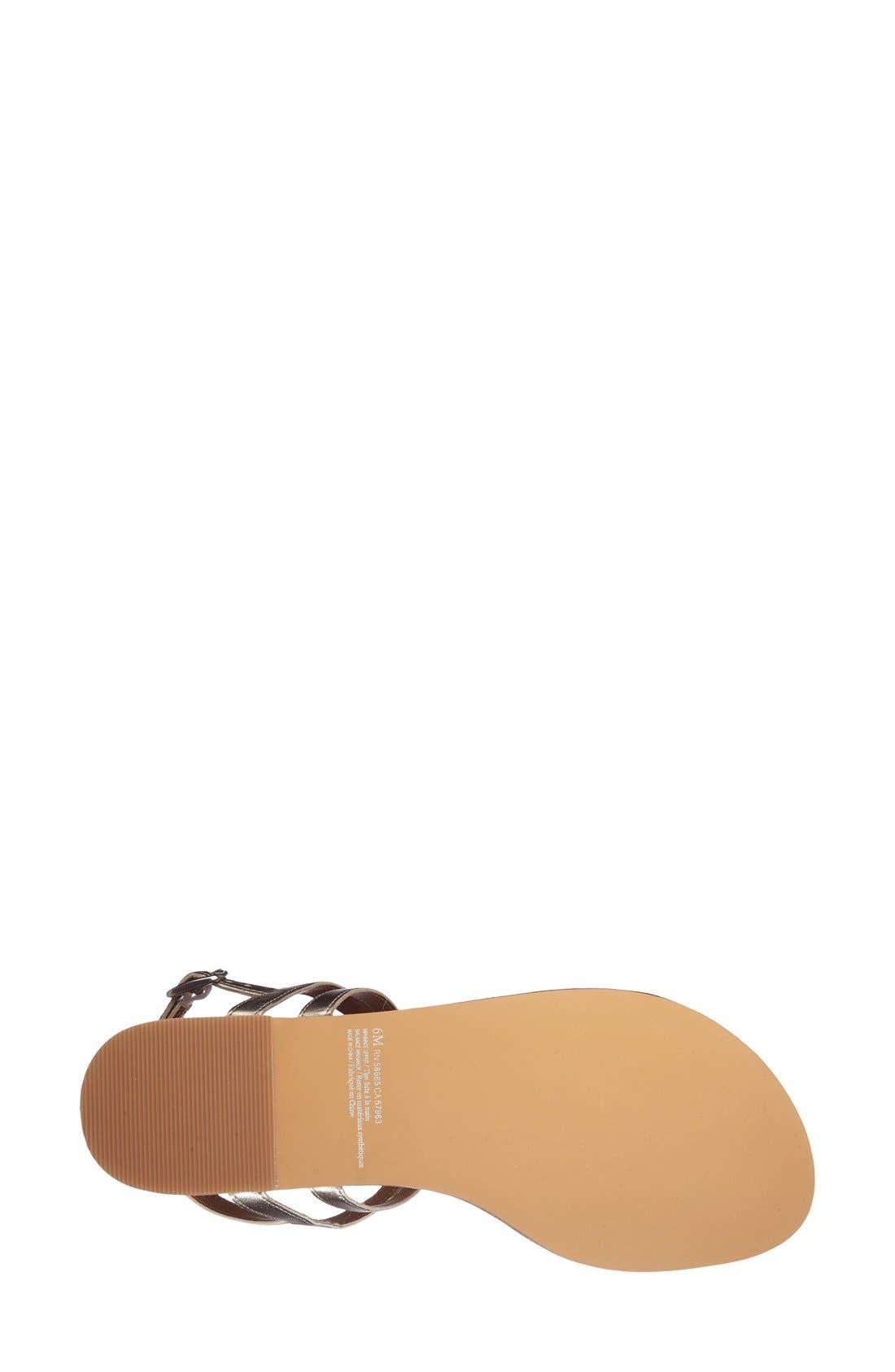 Alternate Image 4  - BP. 'Surf' Flat Sandal (Women)