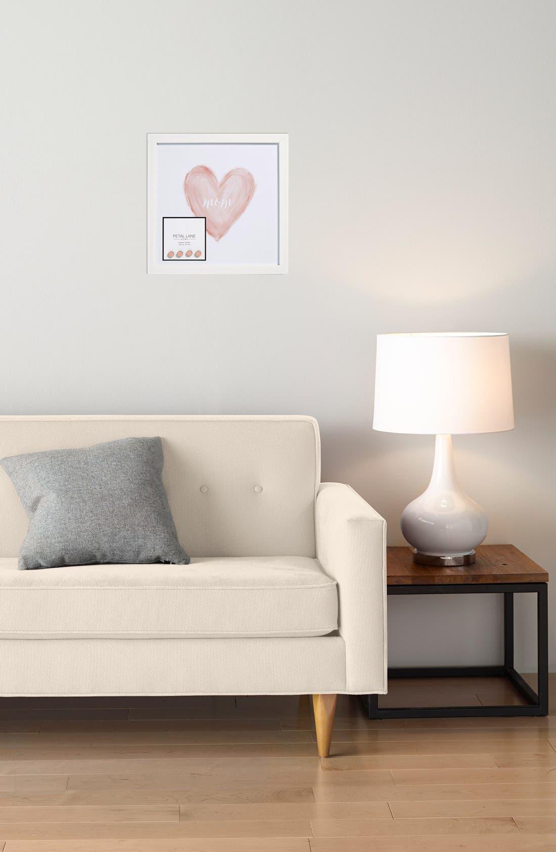 Alternate Image 2  - Petal Lane 'Mom' Heart Watercolor Magnet Board
