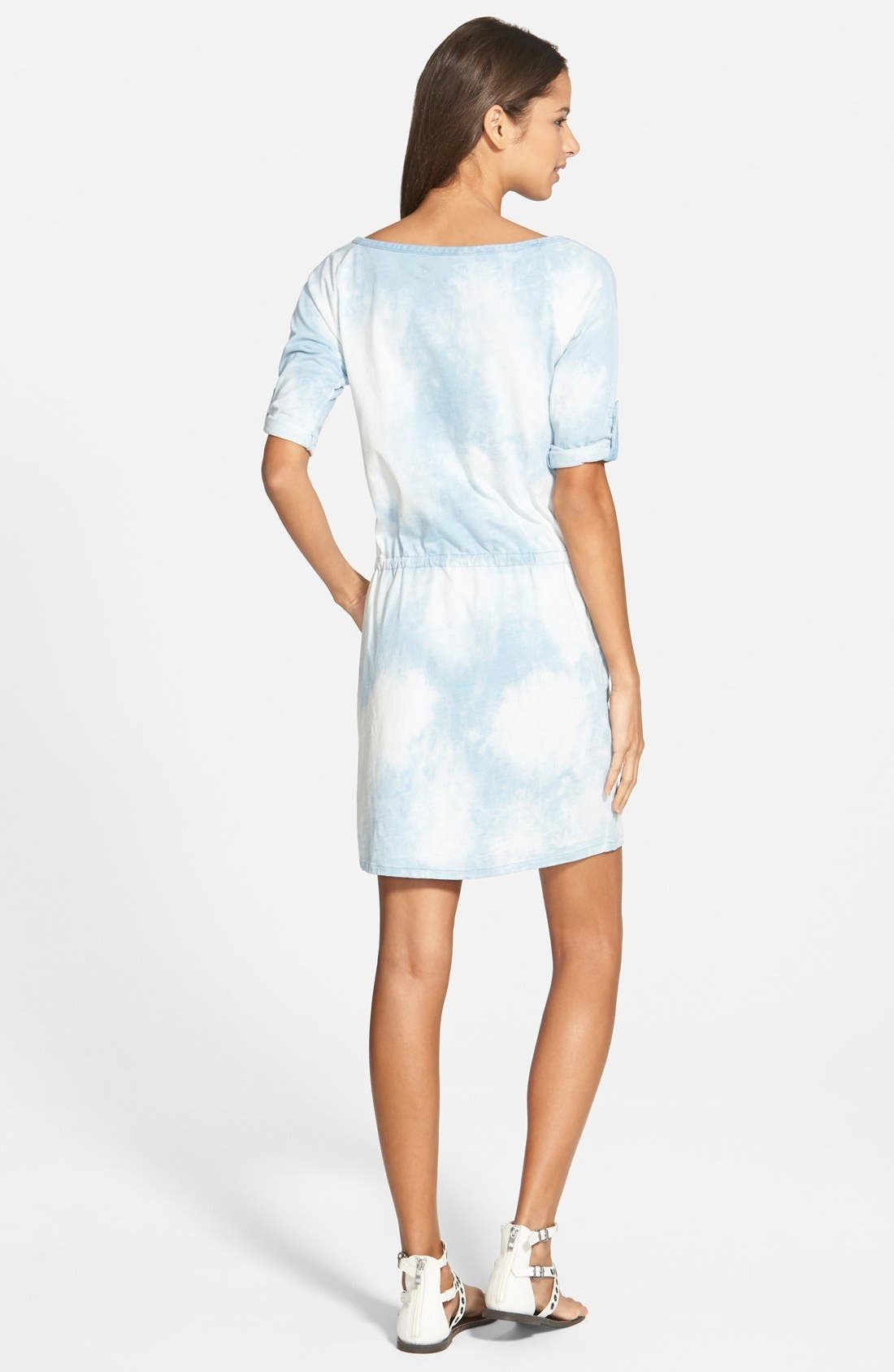 Alternate Image 2  - Standards & Practices Cotton Jersey Dress