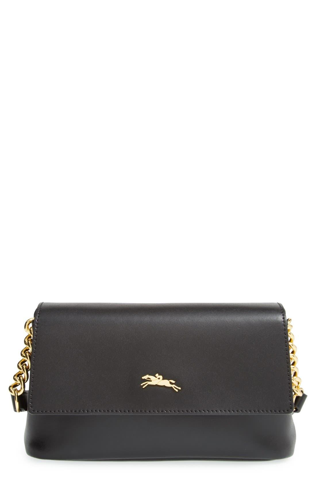 Alternate Image 1 Selected - Longchamp 'Honore' Crossbody Bag
