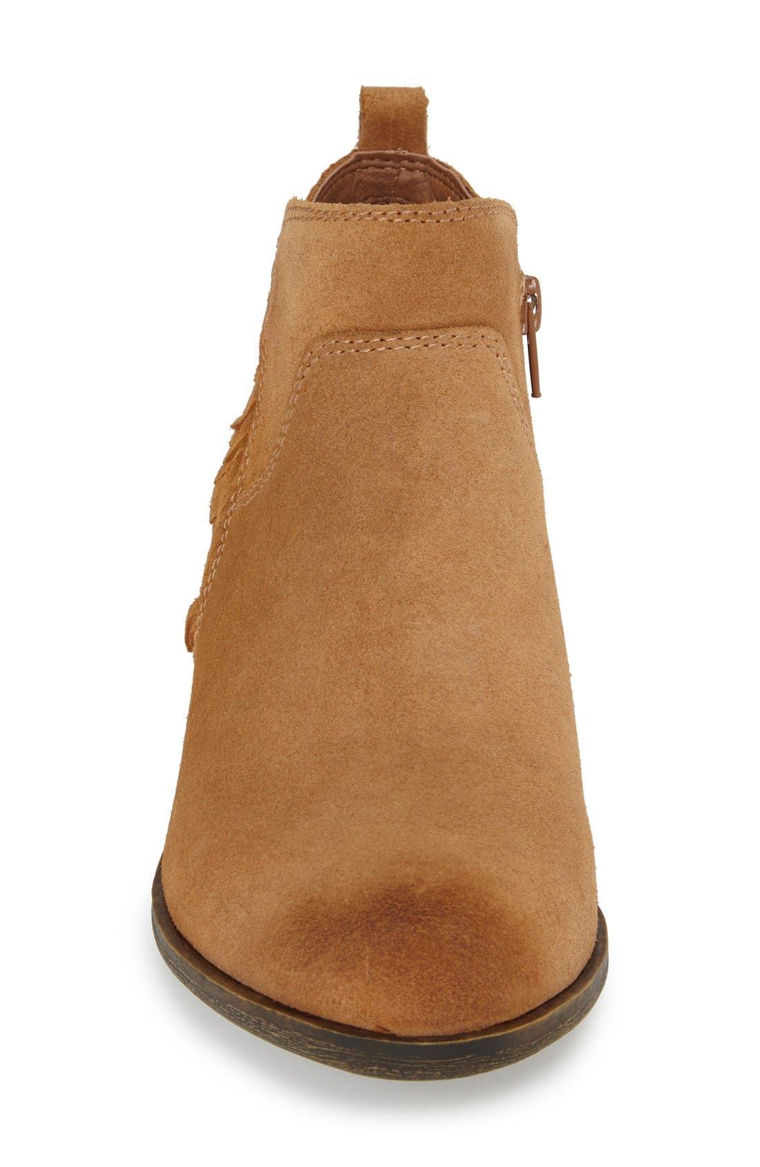 Alternate Image 3  - Lucky Brand 'Banji' Fringe Bootie (Women)