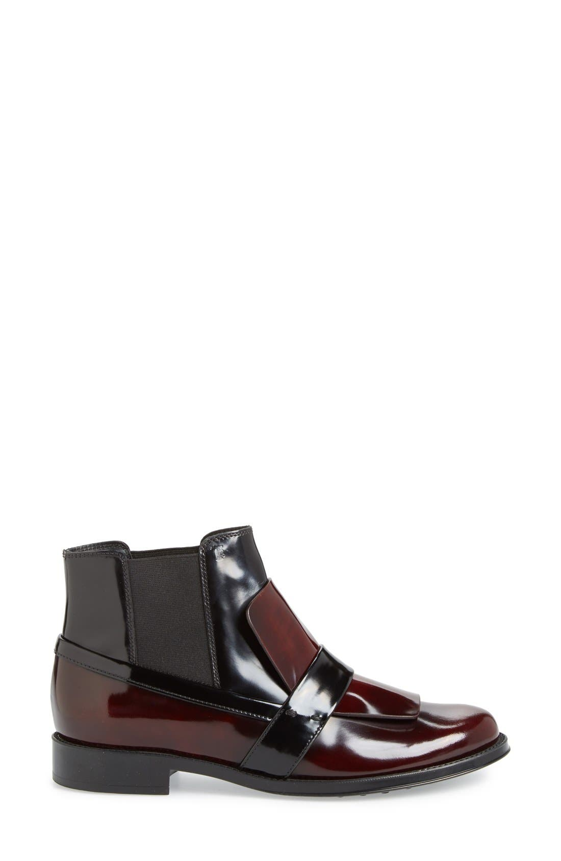 Alternate Image 4  - Tod's Mask Chelsea Bootie (Women)