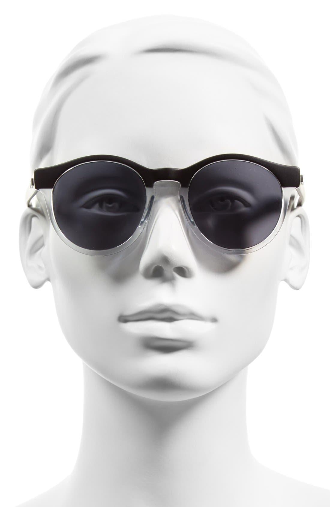 Alternate Image 2  - Le Specs 'Hey Macarena' 51mm Round Sunglasses