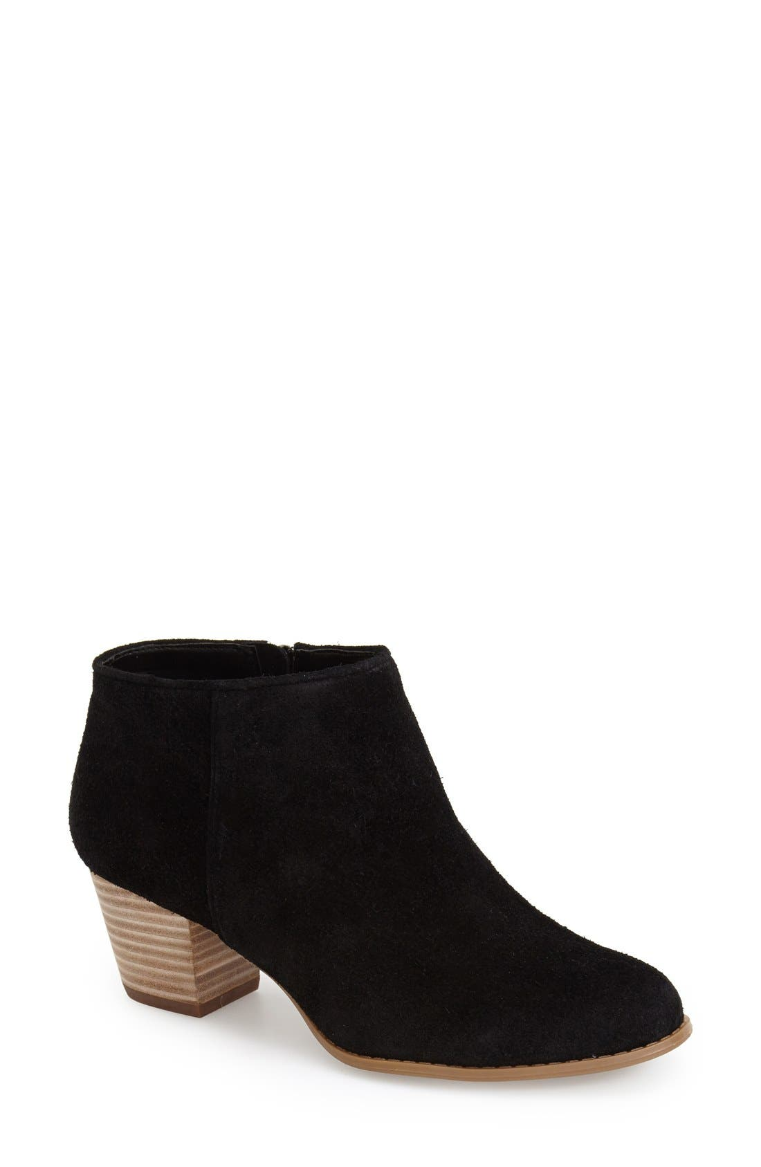 Alternate Image 1 Selected - Sole Society 'Skye' Chelsea Bootie (Women)