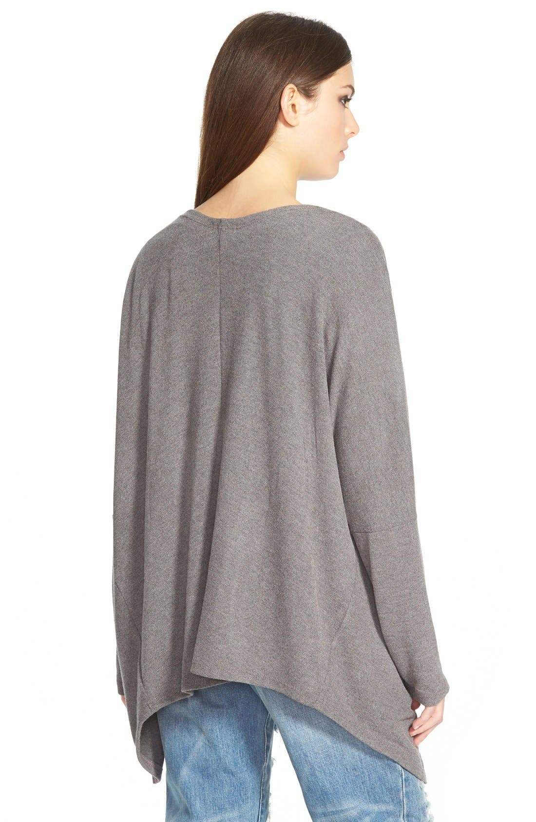 Alternate Image 2  - Leith Drape Front Cardigan