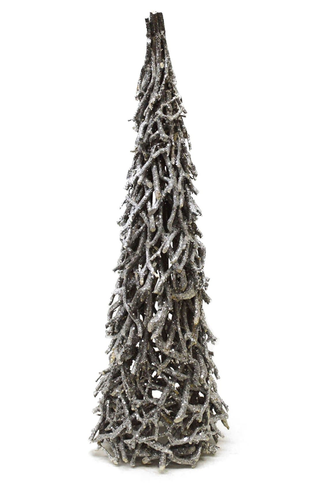 Alternate Image 1 Selected - Shea's Wildflower Glitter Cone Tree