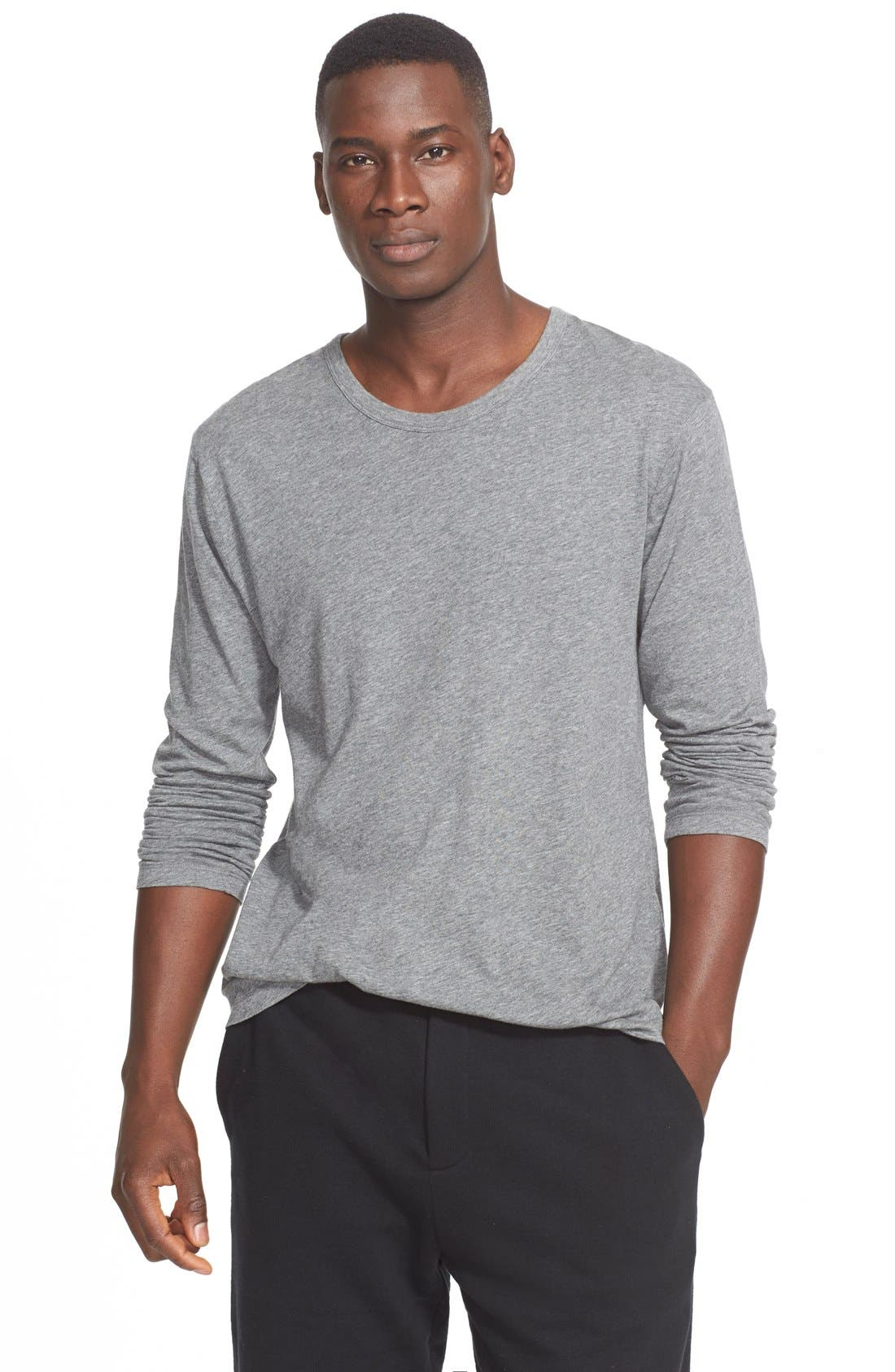 Alternate Image 1 Selected - T by Alexander Wang Long Sleeve T-Shirt