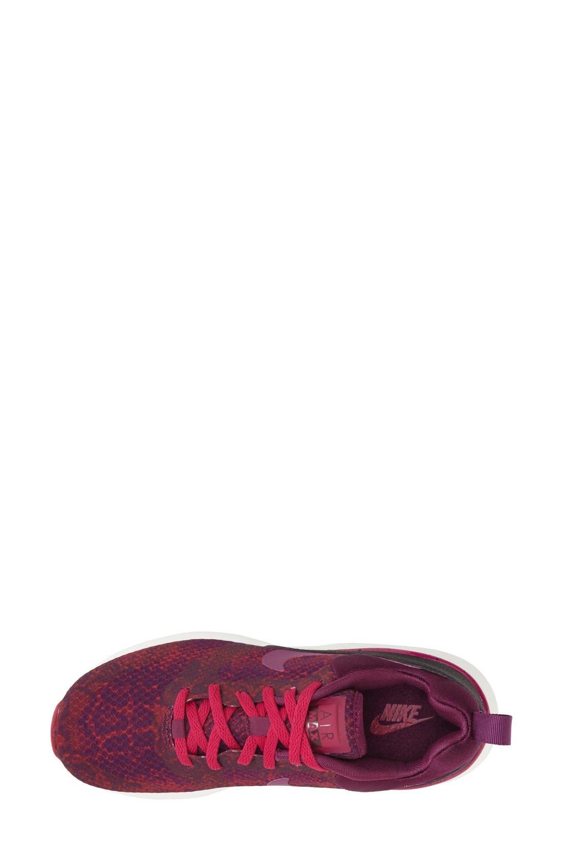 Alternate Image 3  - Nike 'Air Max Siren' Print Sneaker (Women)