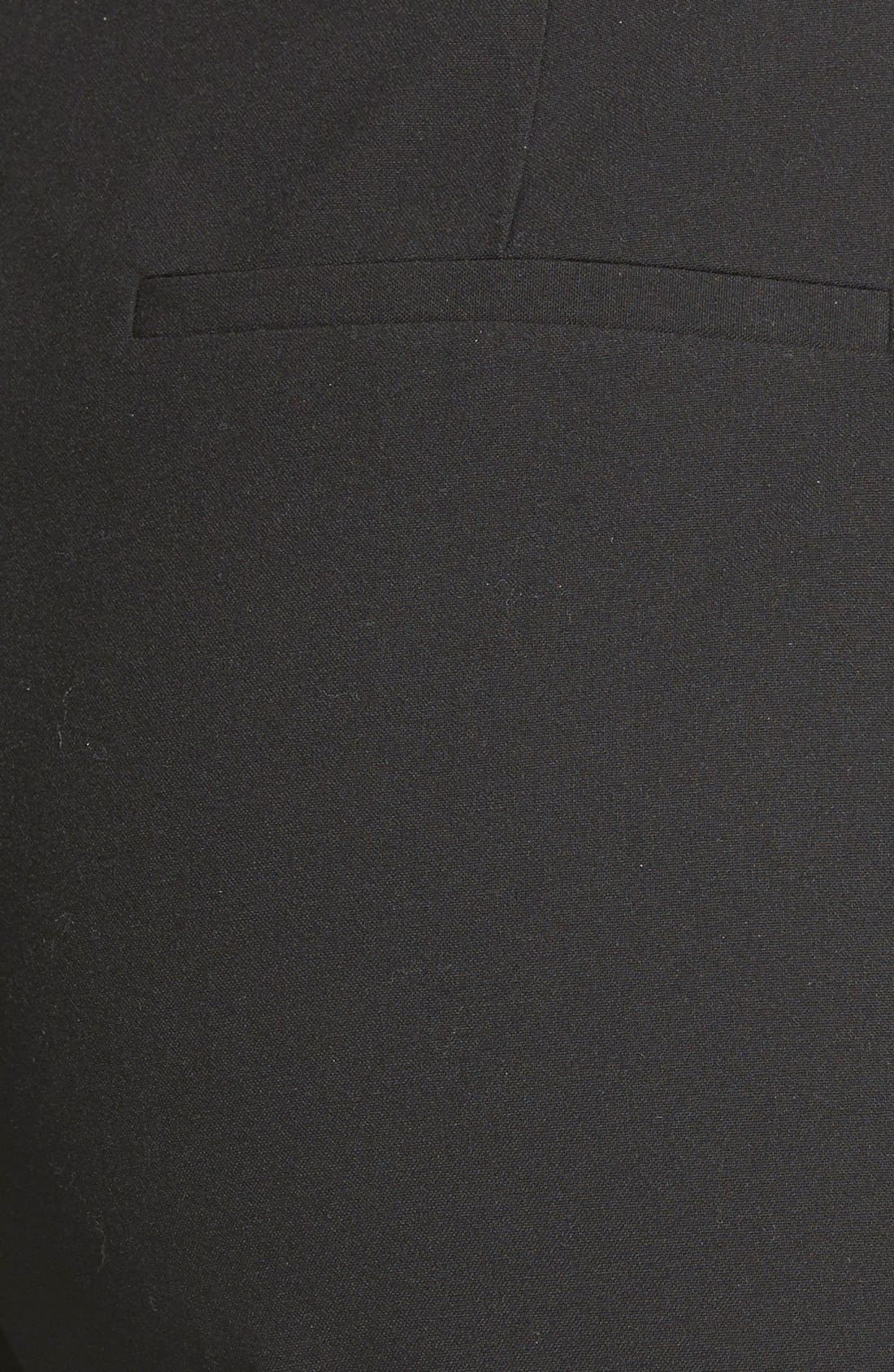 Alternate Image 3  - Halogen® 'Taylor' Ankle Skinny Pants (Regular & Petite)