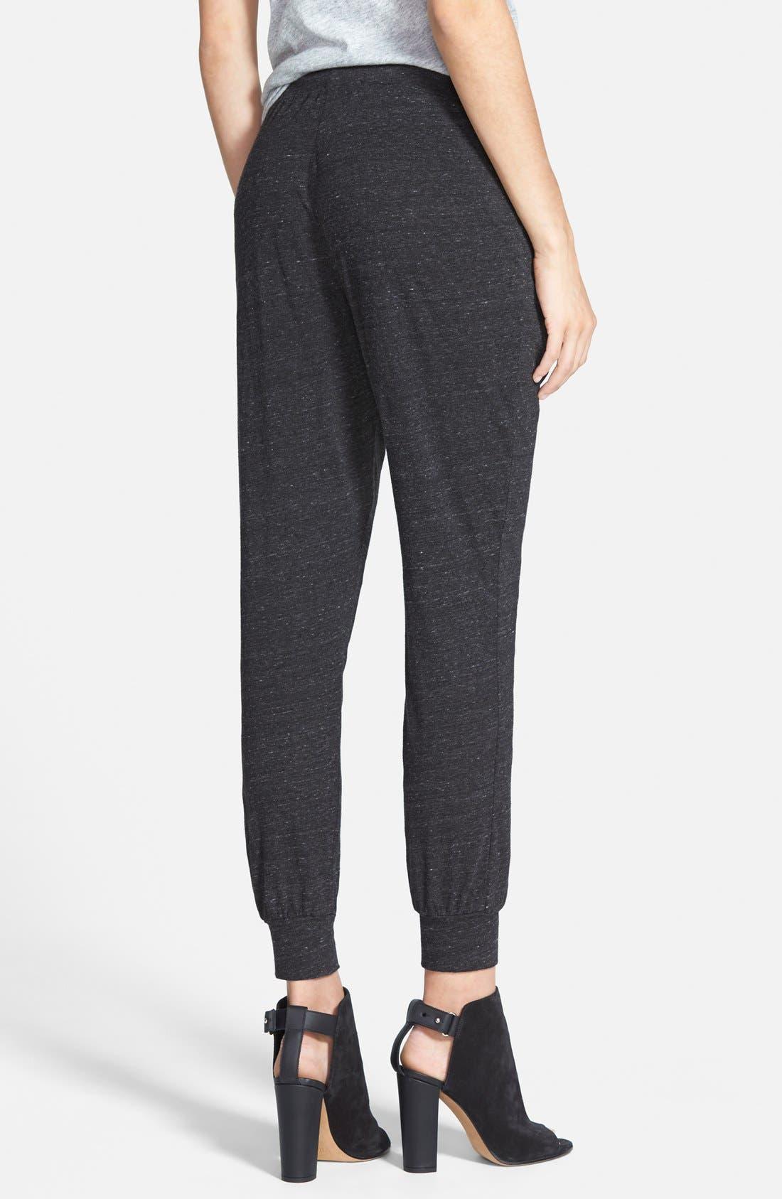 Alternate Image 2  - Pam & Gela Jersey Sweatpants