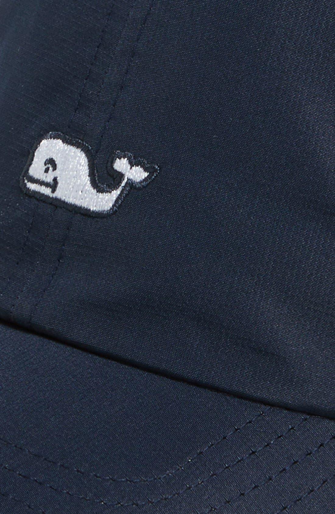 Alternate Image 2  - Vineyard Vines Whale Performance Baseball Cap