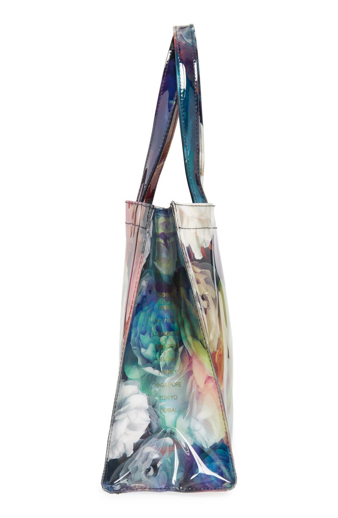 Alternate Image 5  - Ted Baker London 'Small Technicolor Bloom Icon' Tote