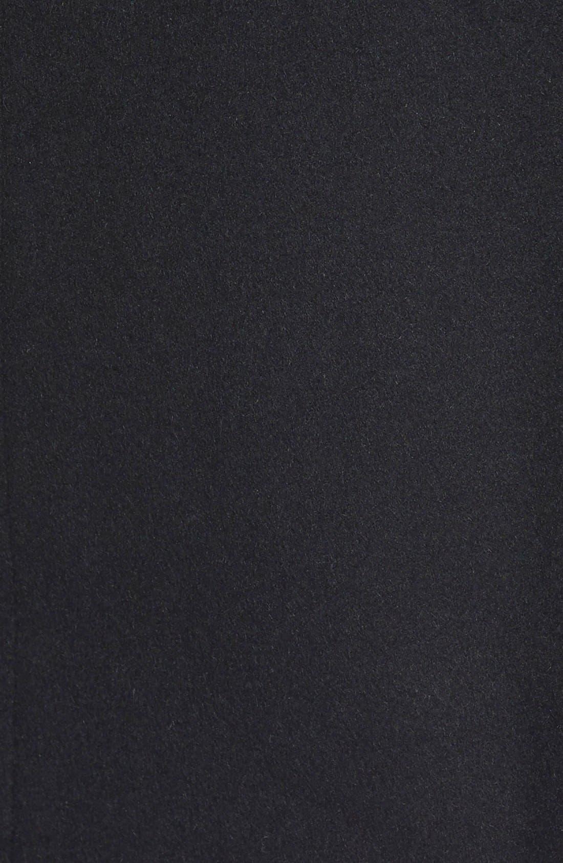 Alternate Image 3  - T Tahari'India' Wool Blend Wrap Coat