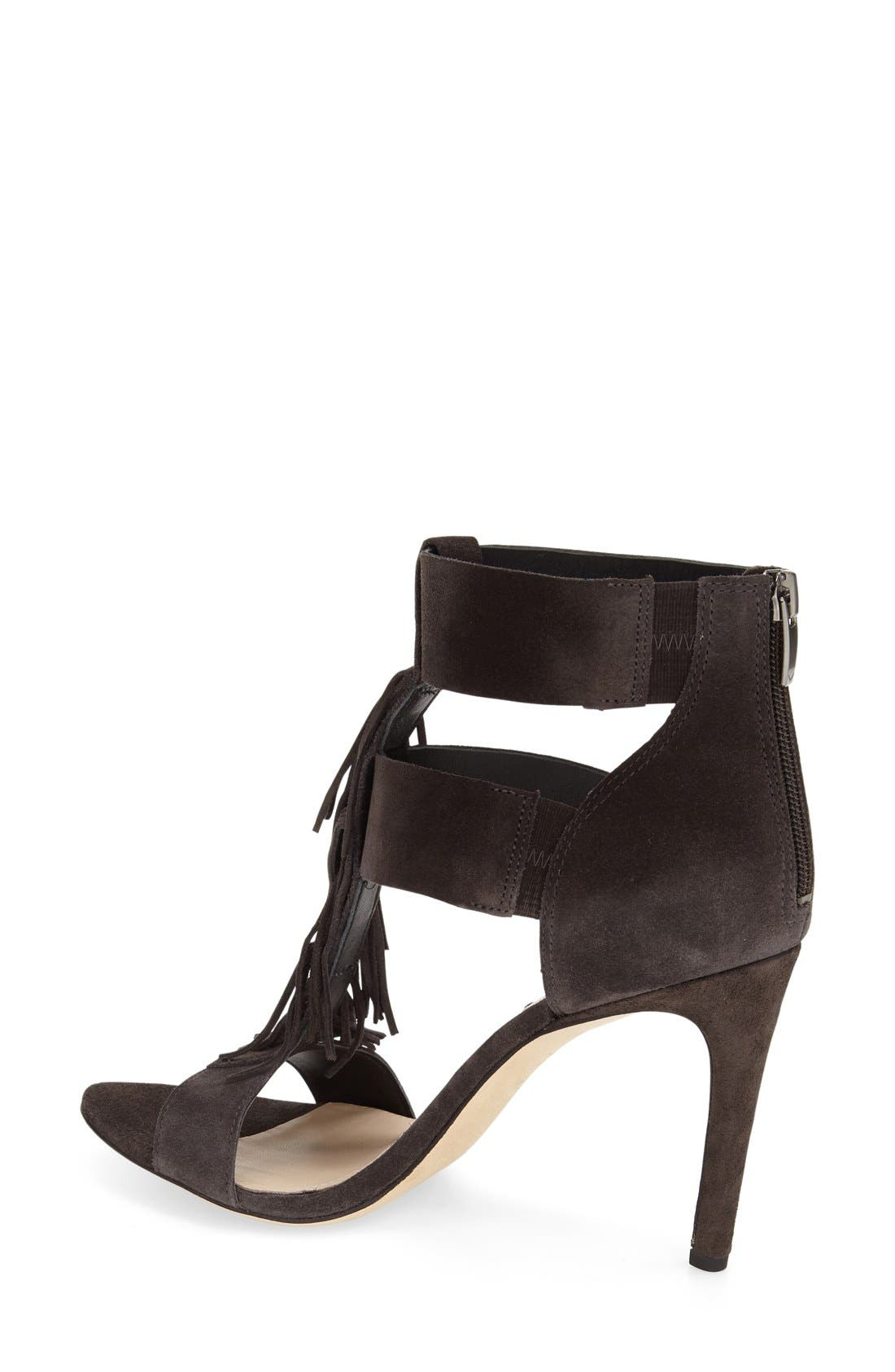Alternate Image 2  - Via Spiga 'Eilish' Fringe Sandal (Women)