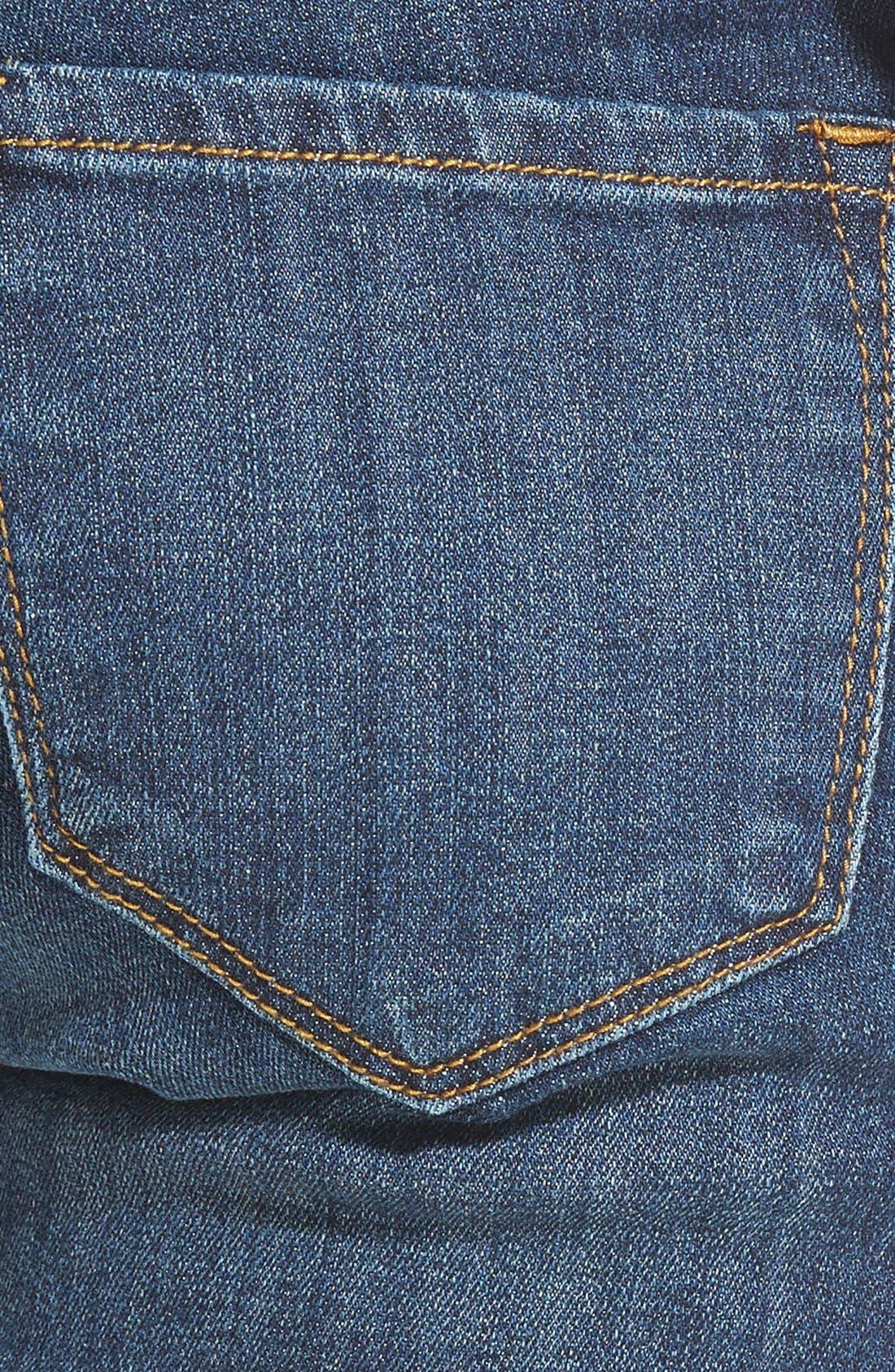 Alternate Image 4  - STSBlue 'Joey' Low Rise Boyfriend Jeans (Big Bear)