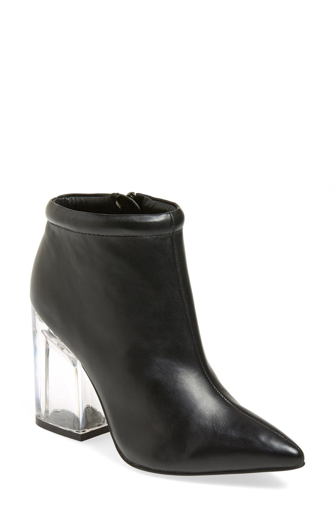Alternate Image 1 Selected - Jeffrey Campbell 'Truly' Ankle Boot (Women)