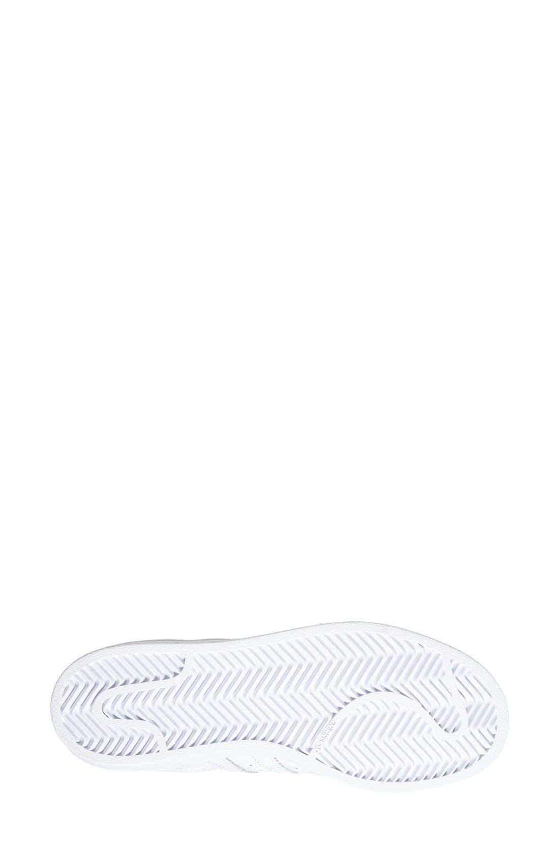 Alternate Image 7  - adidas 'Superstar Pharrell Supershell' Sneaker