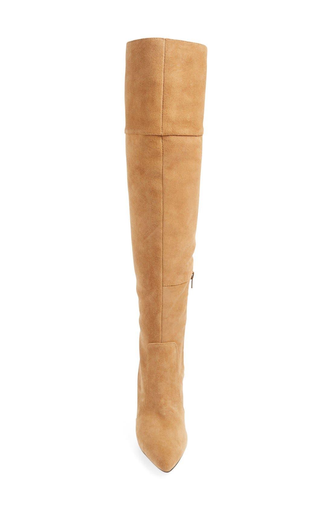 Alternate Image 3  - Jessica Simpson'Parii' Over the Knee Boot (Women)