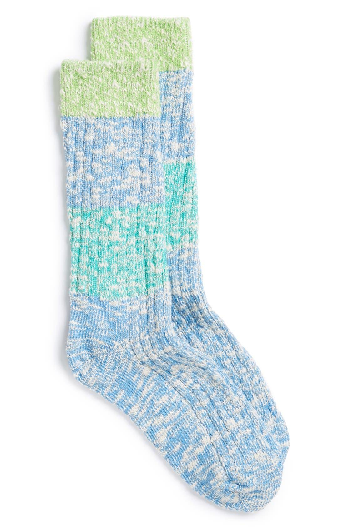 Alternate Image 2  - Wigwam 'Capri' Crew Socks