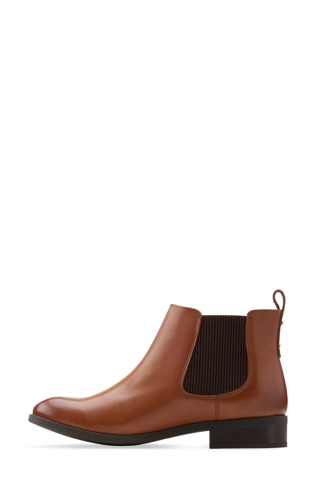 Alternate Image 2  - Clarks® 'Pita Sedona' Chelsea Boot (Women)