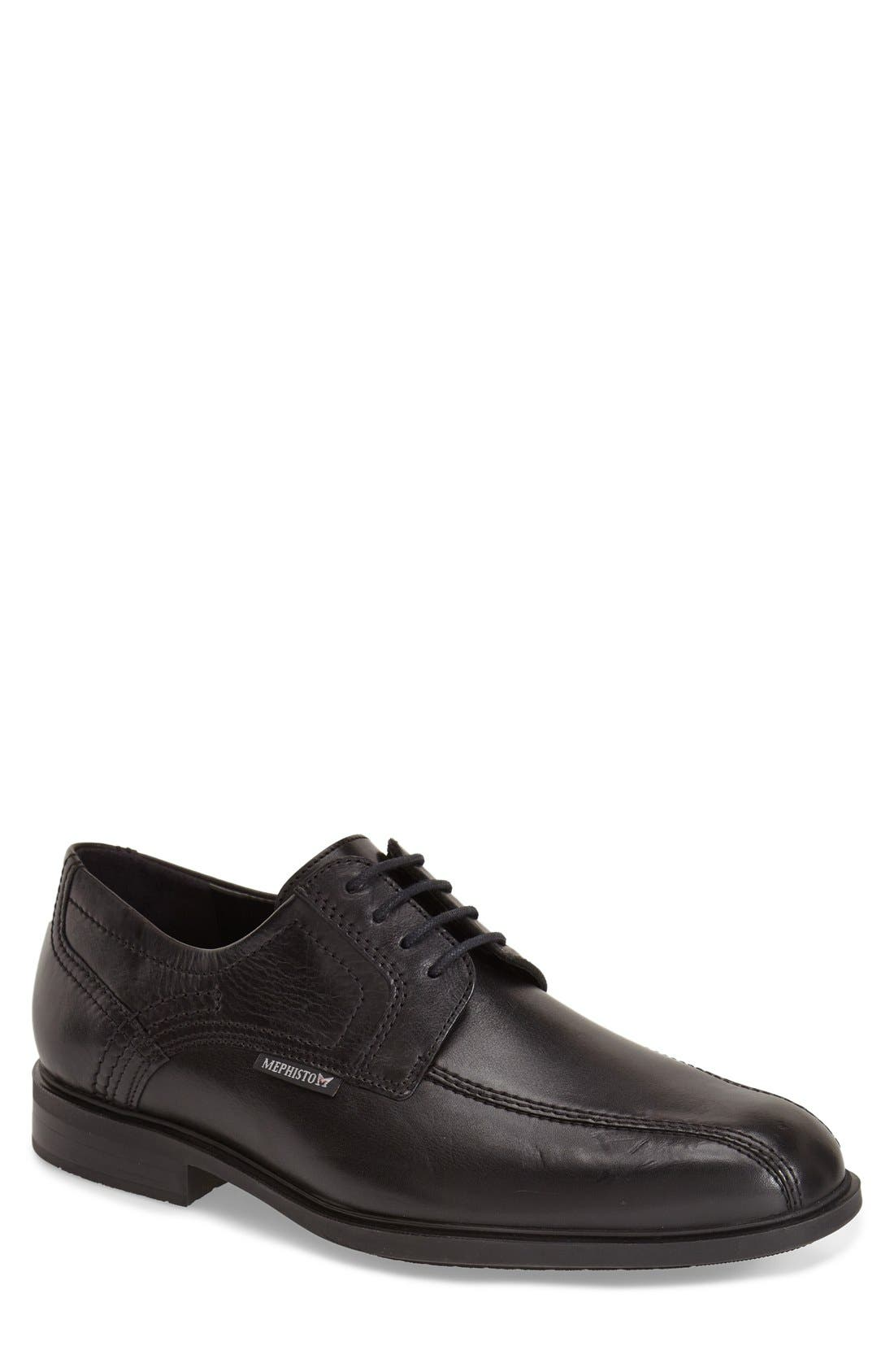 Mephisto 'Fabio' Bicycle Toe Derby (Men)