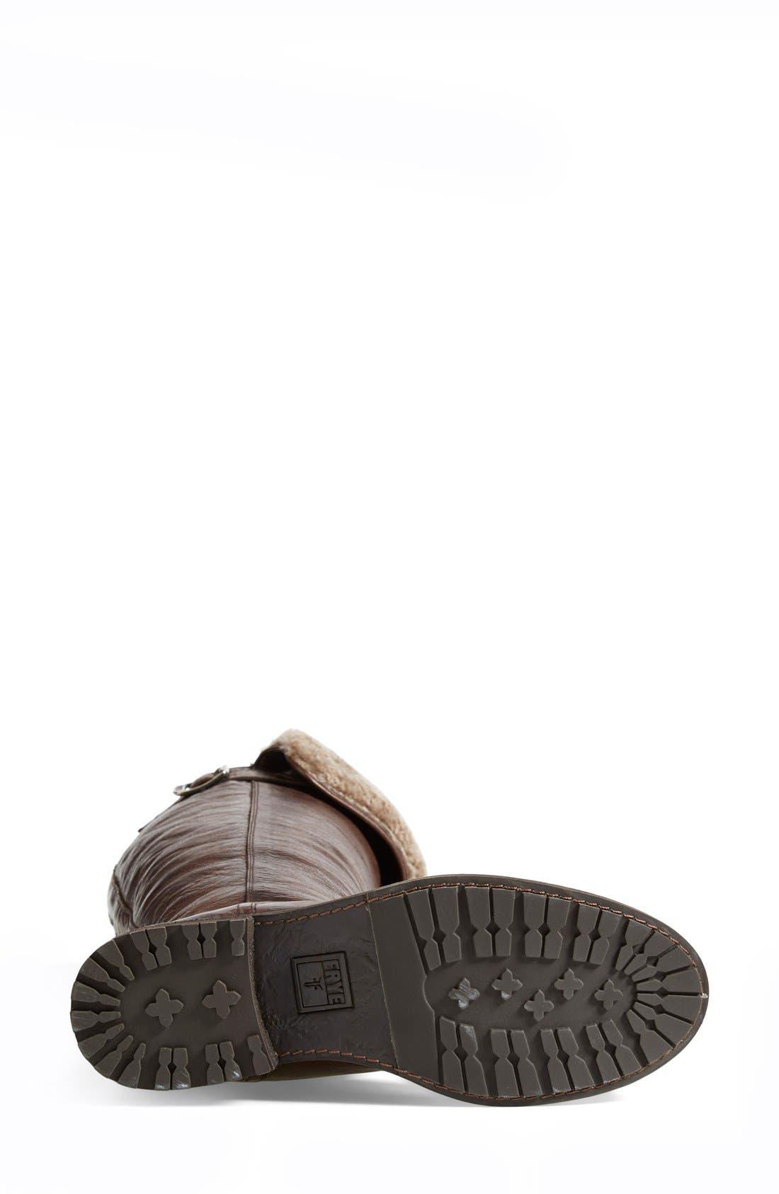 Alternate Image 4  - Frye 'Mara Button' Boot (Women)