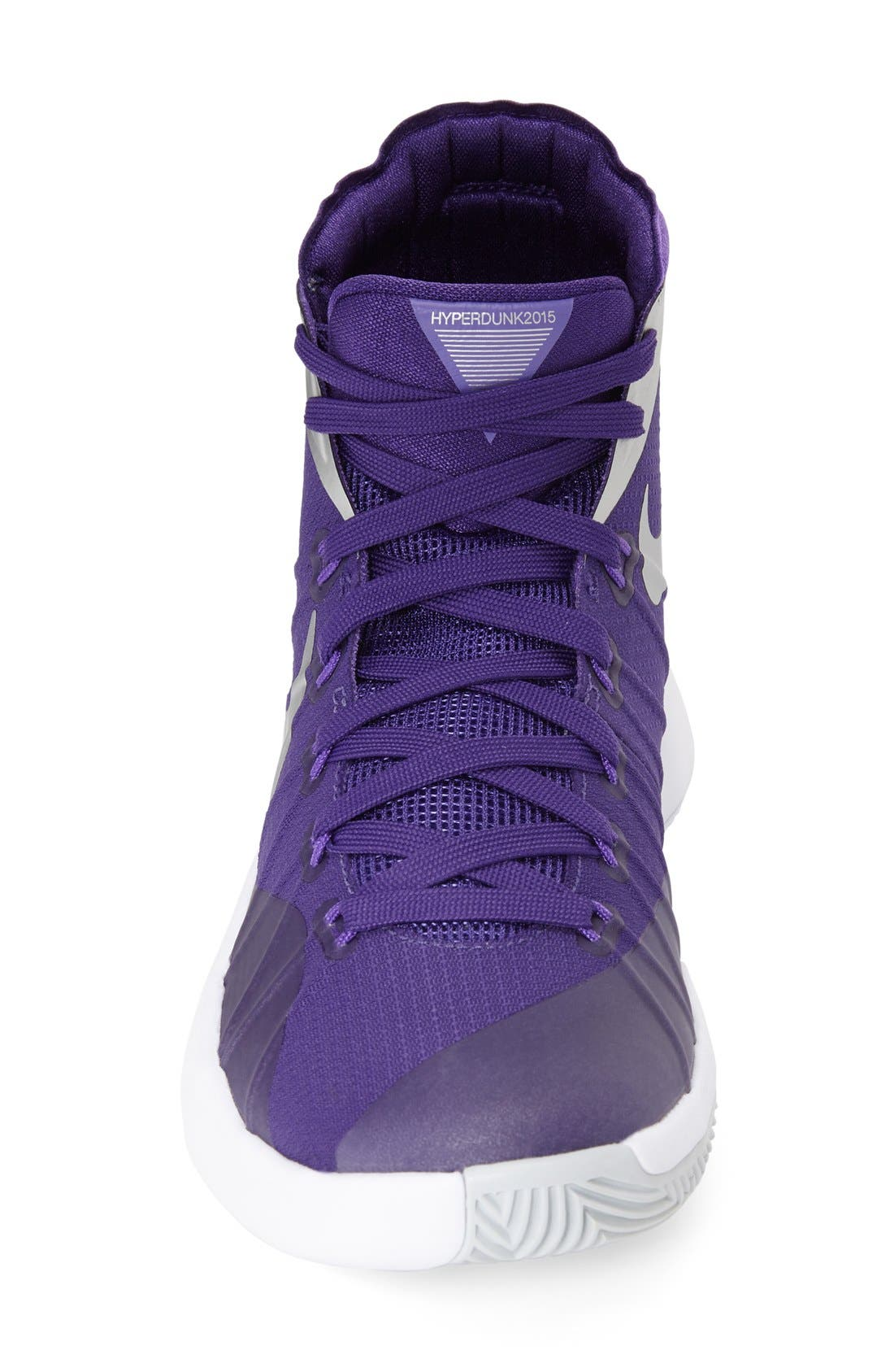 Alternate Image 3  - Nike 'Hyperdunk 2015' Basketball Shoe (Women)