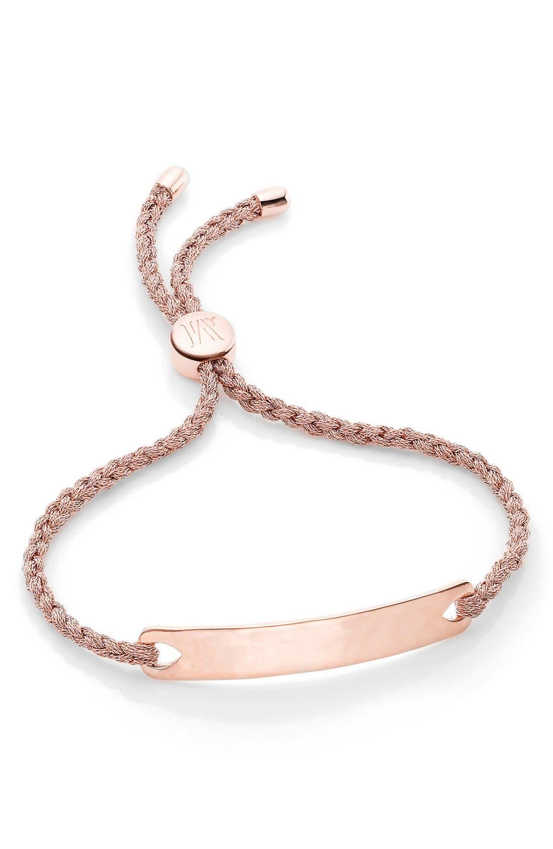 MONICA VINADER 'Havana'Friendship Bracelet
