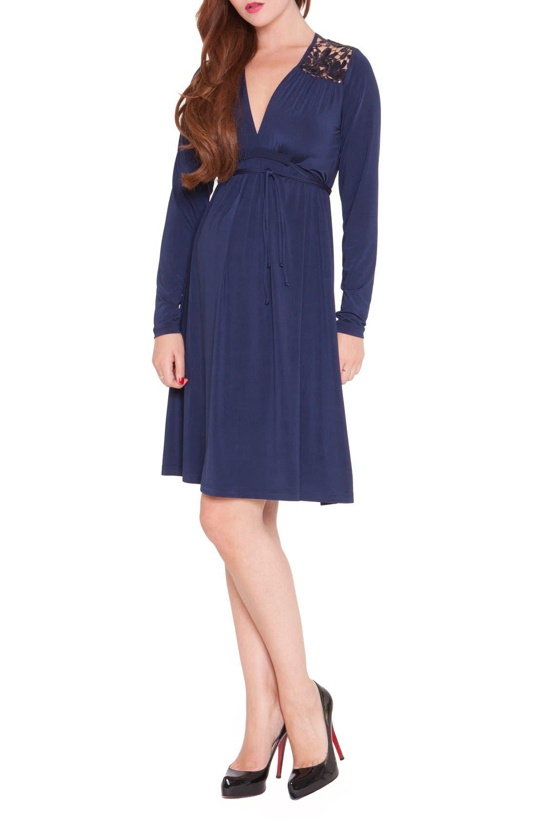 OLIAN 'Angelina' Maternity Dress