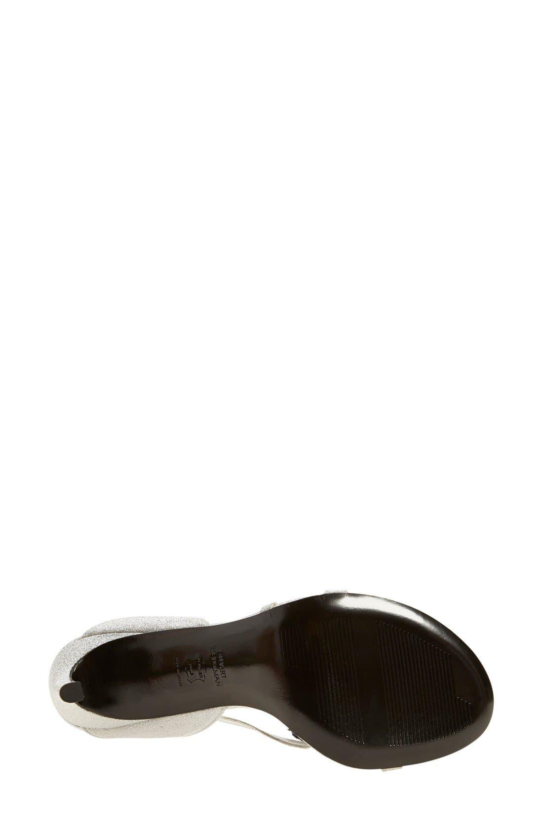 Alternate Image 4  - Stuart Weitzman 'Sensual' Sandal (Women)