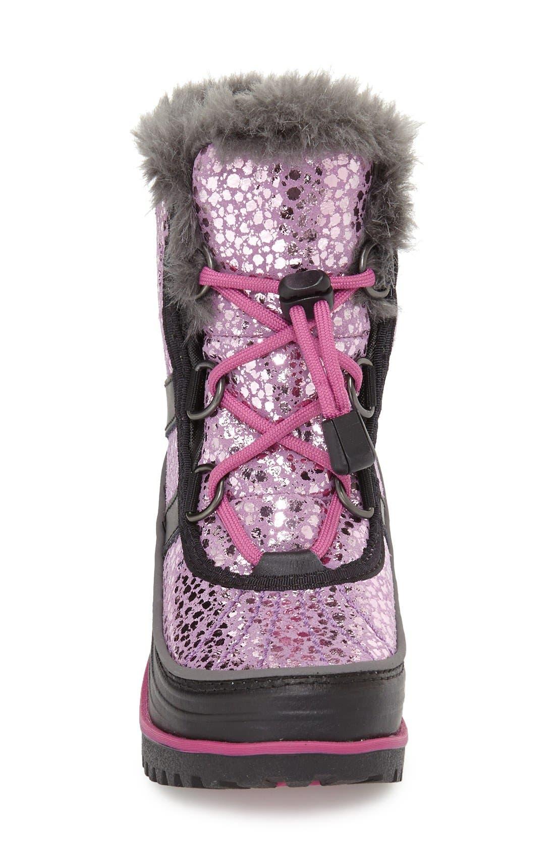Alternate Image 3  - SOREL 'Tivoli II' Waterproof Snow Boot (Toddler & Little Kid)
