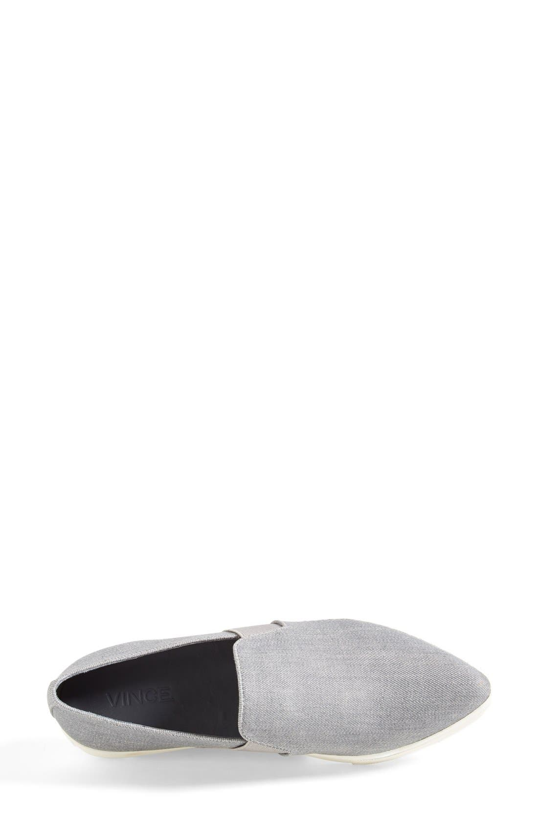 Alternate Image 3  - Vince 'Pierce' Slip-On Sneaker (Women)