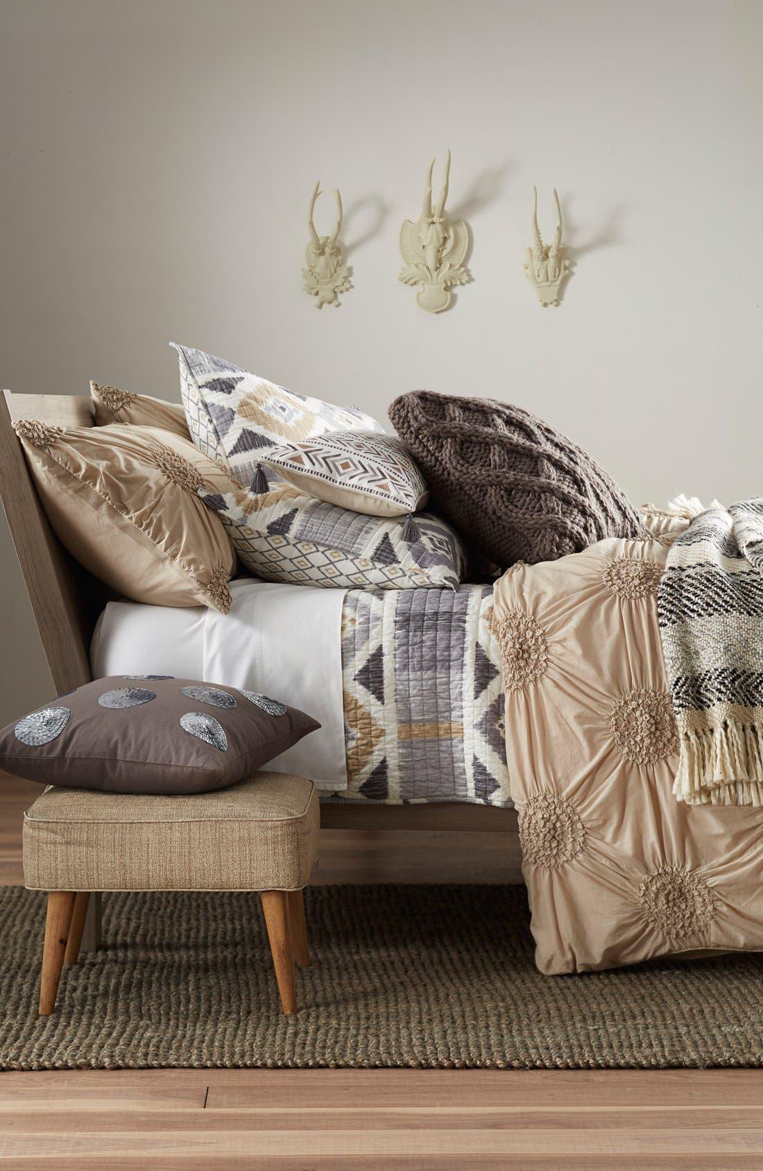 Alternate Image 3  - Levtex'Santa Fe' Tassel Pillow
