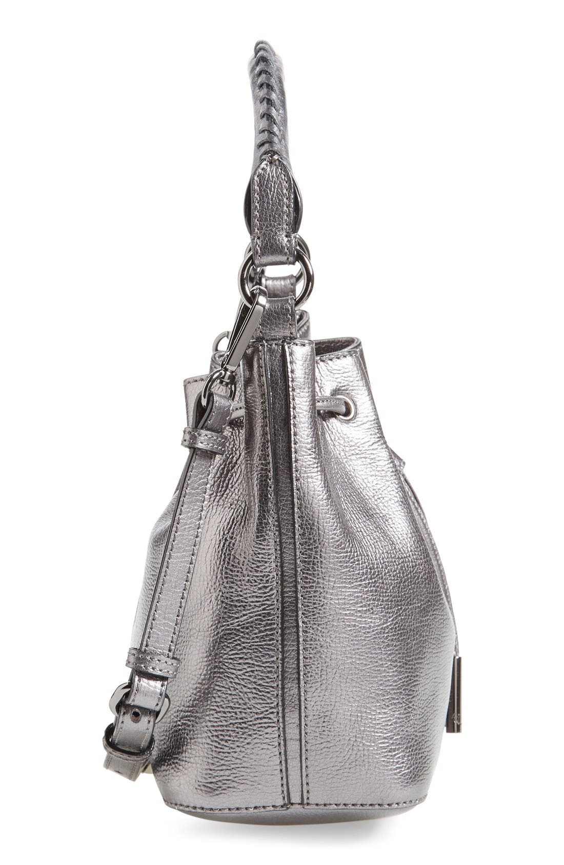 Alternate Image 4  - Elliott Lucca 'Gigi Bon Bon' Leather Bucket Bag