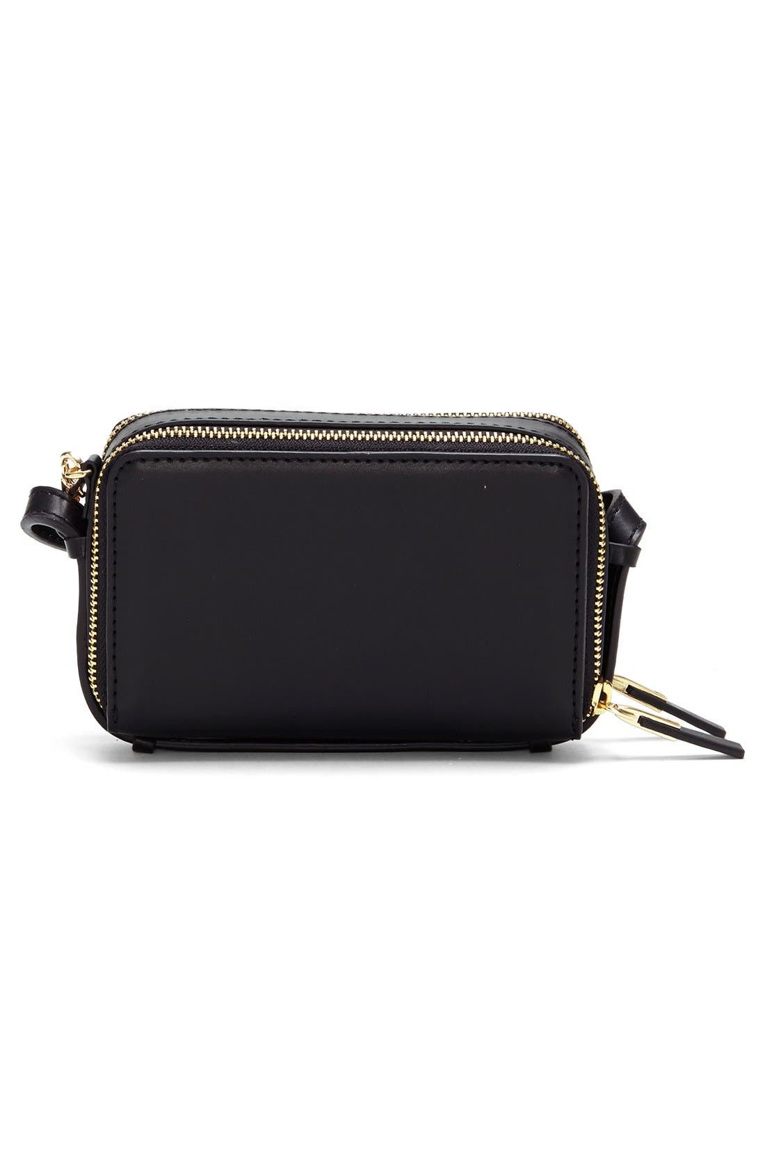 Alternate Image 2  - Vince Camuto 'Brena - Small' Leather Crossbody Bag