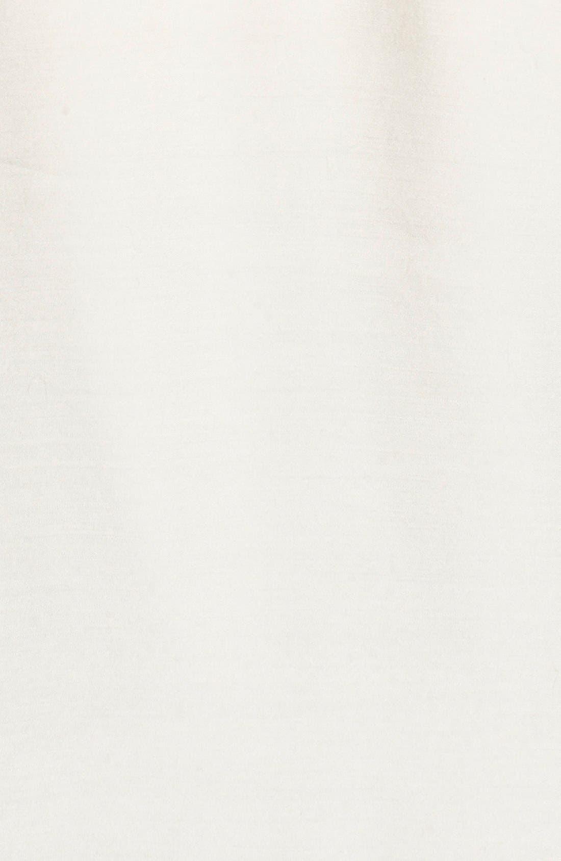 Alternate Image 5  - James Perse Long Sleeve Wrap Raglan Top